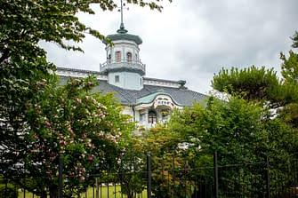 Kaichi School Museum, Matsumoto, Nagano