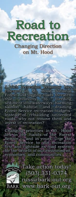 Bark Fact Sheet (front) written and designed by Peter Chordas