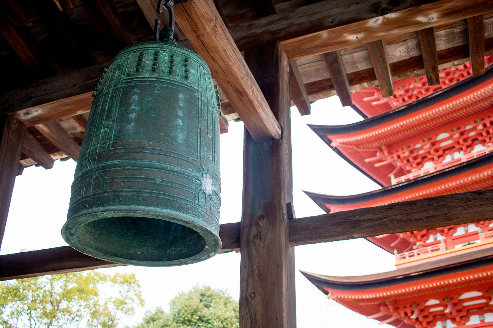 Temple Bell, Miyajima