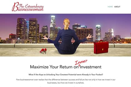 The Extraordinary Businesswoman