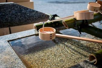 Purity by the Handful, Gokoku Shrine, Hiroshima