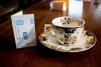 Cafe Sennd, Seno, Hiroshima