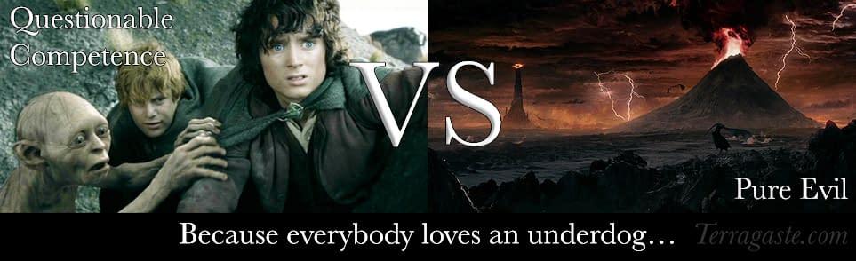 Everybody loves an underdog…