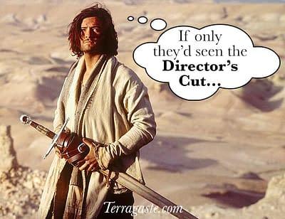 Watch Kingdom of Heaven: the Director's Cut