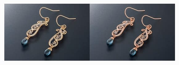 Laceworks Jewelry Alternate Metals Photos