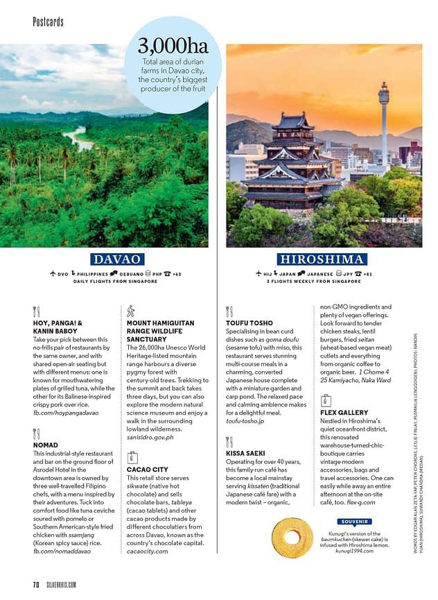 Silkwinds - Hiroshima Postcard